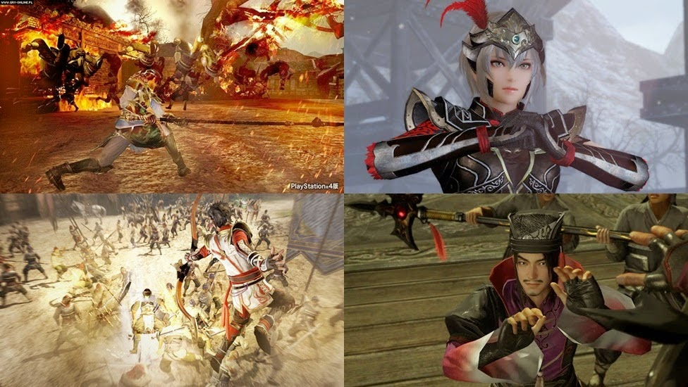 Dynasty Warrior 8 Pc