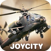 GUNSHIP BATTLE Helicopter 3D Game Apk for Android