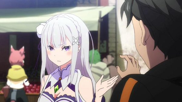 Re Zero Kara Hajimeru Isekai Seikatsu anime