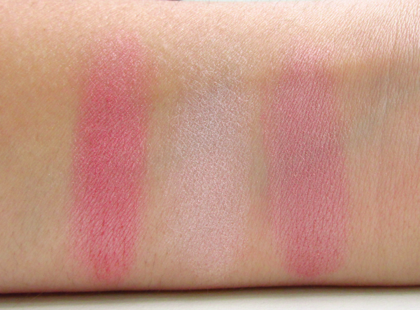 alverde Schimmer Rouge - 10 Secret Rose Swatches 2