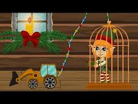 See if you can get this #Elf to #Escape and release #Santa and his fellow #Elves! #ChristmasGames