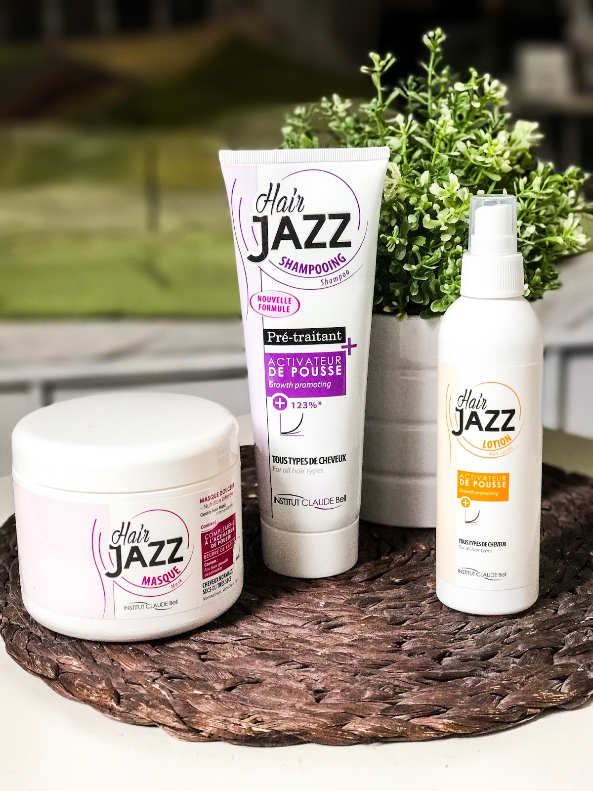 Testbericht Hair Jazz Laureen Helbert