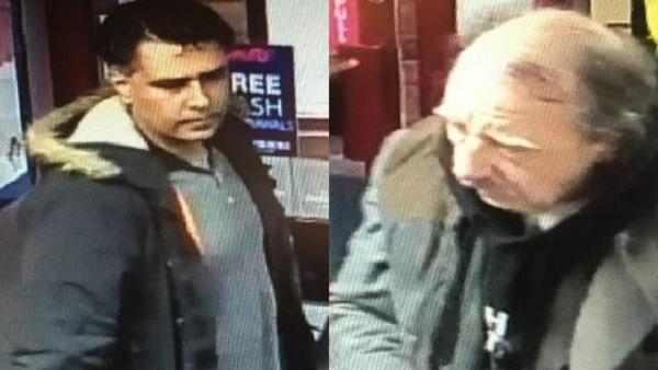 Police investigating shoplifting release CCTV images