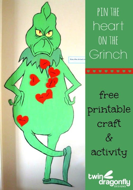 http://www.twindragonflydesigns.com/pin-heart-grinch-activity-free-printable/
