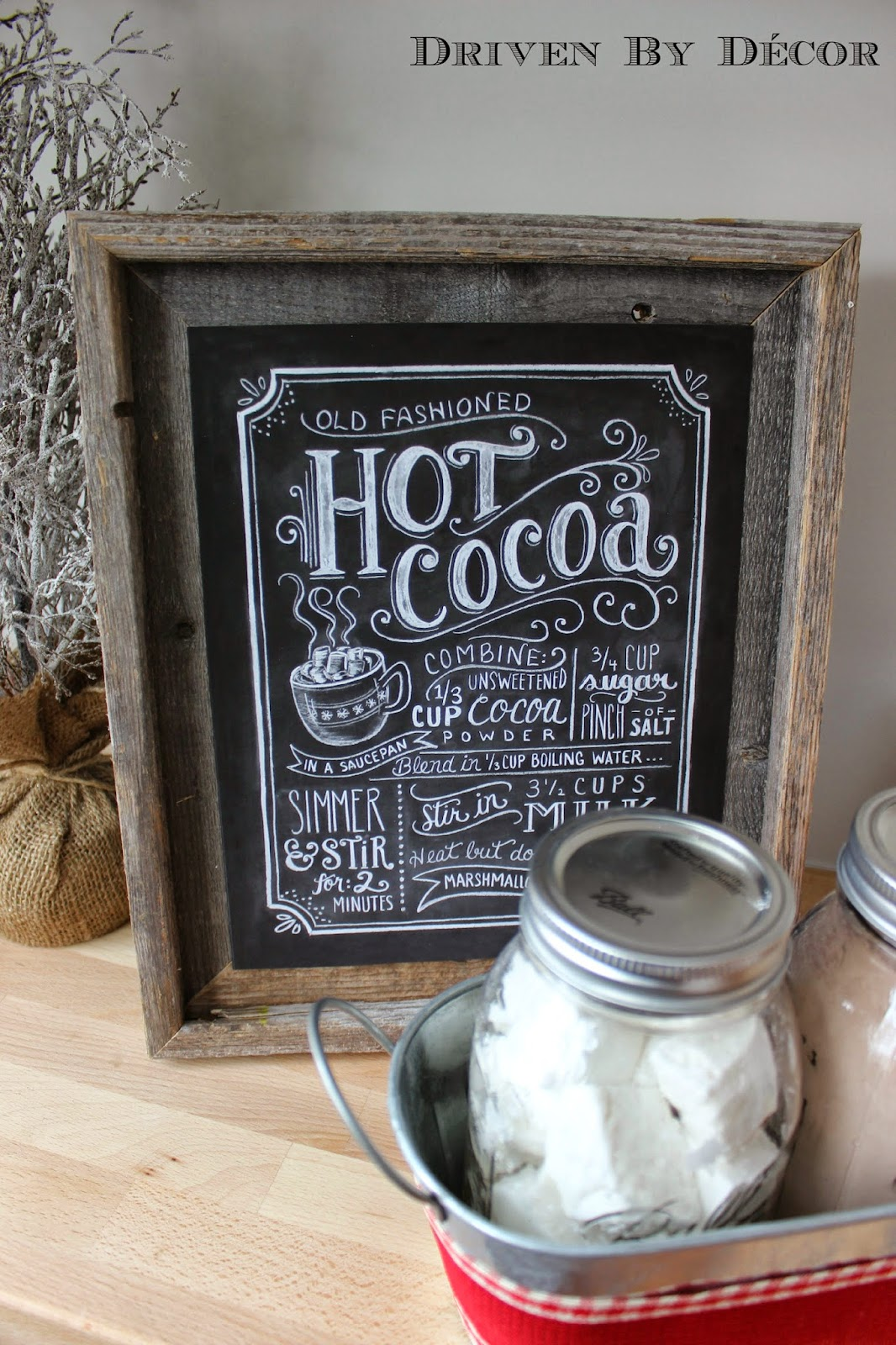 Recipes For Homemade Marshmallows Amp Hot Chocolate