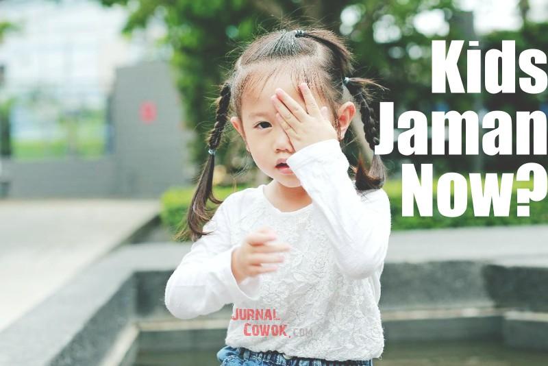 Kids Jaman Now adalah suksesor generasi Millennials ...