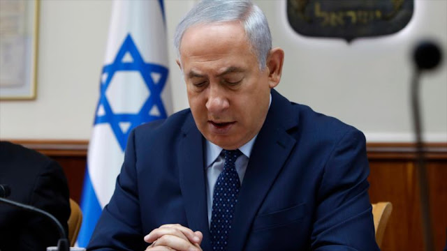 Netanyahu carga contra la reconciliación y una Palestina unida