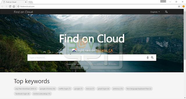 FindOnCloud.com (Hijacker)