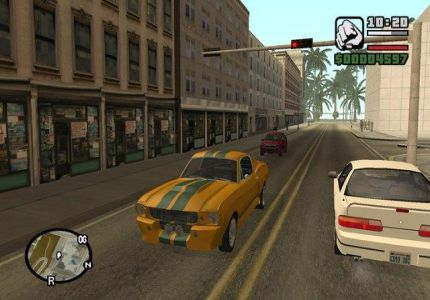 Download GTA San Andreas Highly Compressed Game For PC