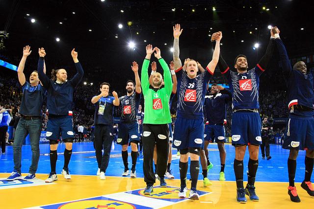 Francia Finalista del mundial handball 2017