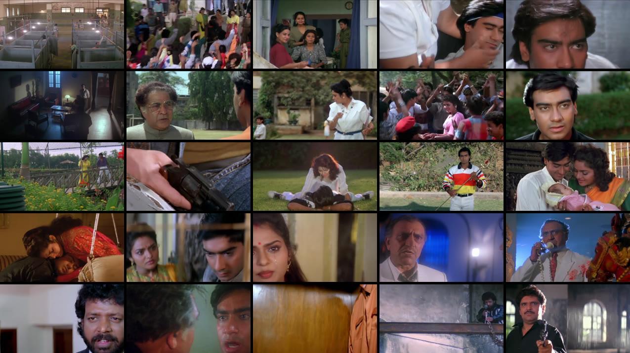 Phool Aur Kaante Movie Part 1 Pinoy Rom Com Movies