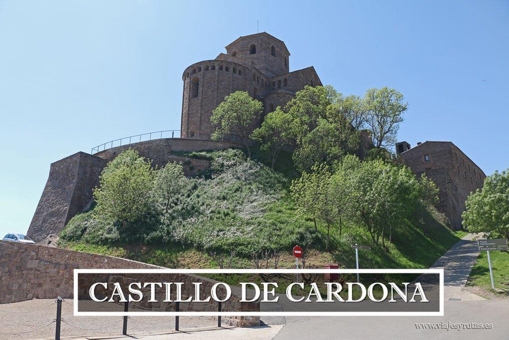 Visita al Castillo de Cardona, morada de los Reyes sin Corona