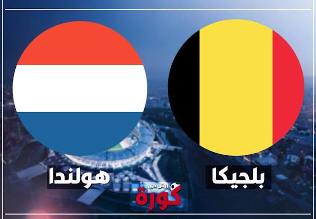 holanda vs belgium