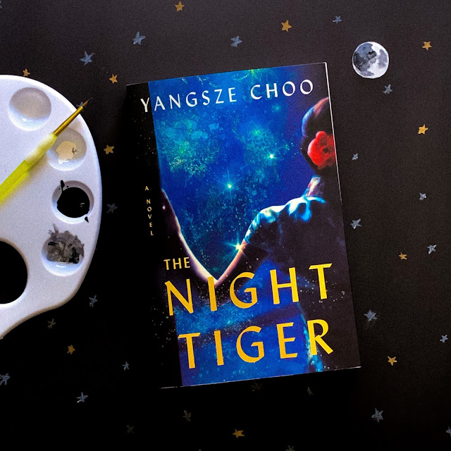 The Night Tiger - Book Review