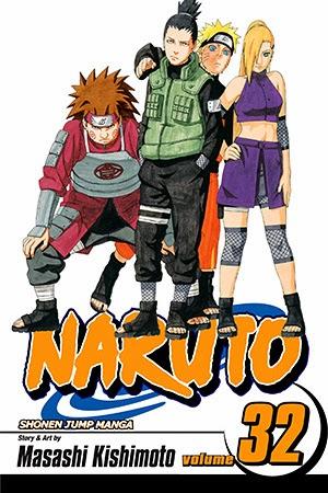 Naruto Tomo 32