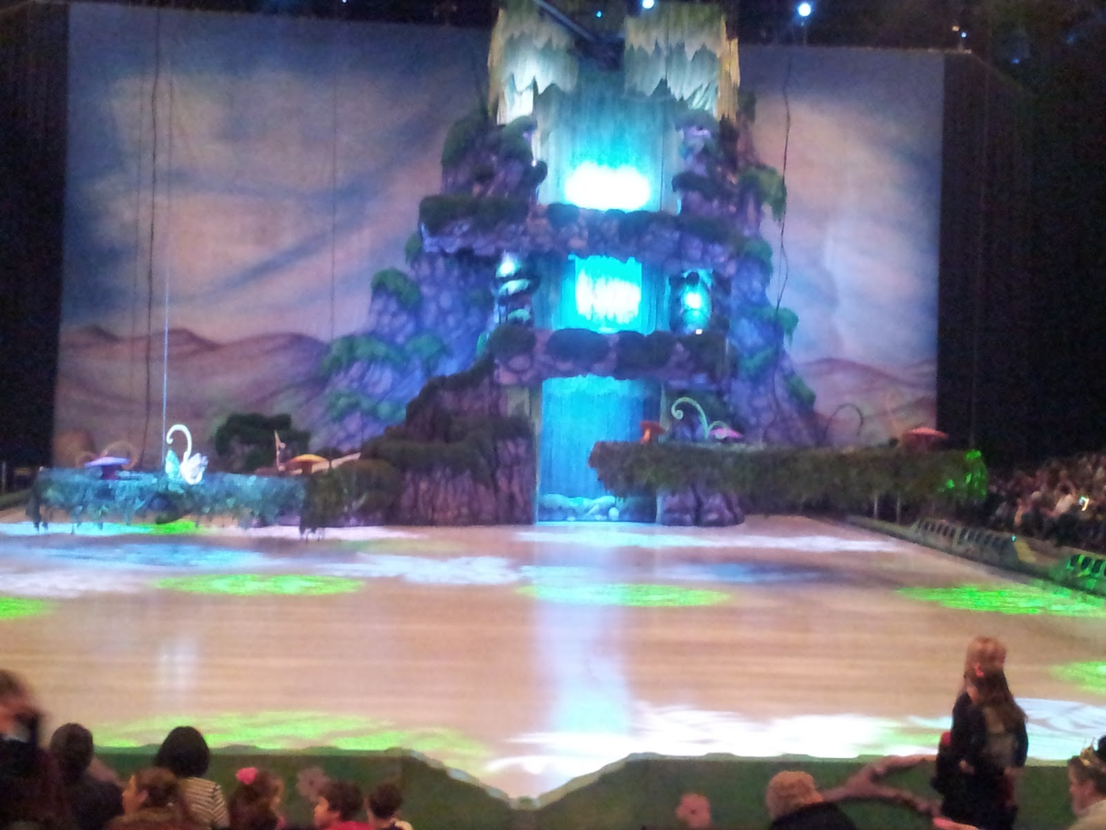 Disney on Ice Tour Stage