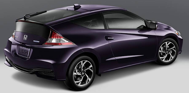 Honda CRZ 2016 Review and Specs