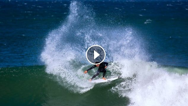 Jordy Smith - Beyond the Tour SA CA