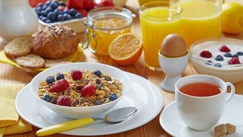 Что правильно есть на завтрак?