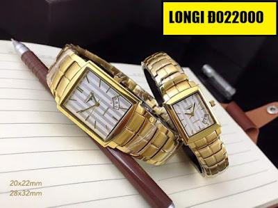 đồng hồ nữ longines đ022000