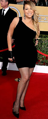 Mariah Carey Screen Actors Guild Awards 2014