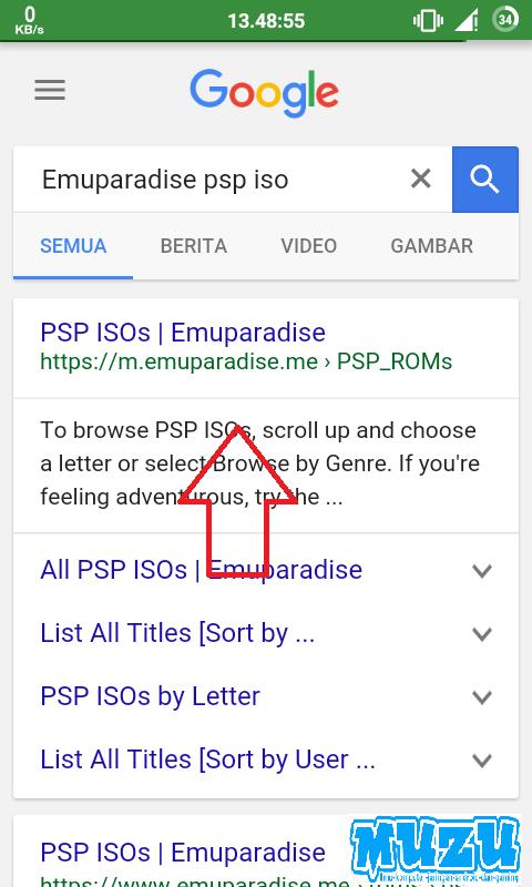 cara download game psp emulator