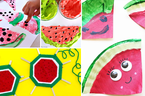 August-watermelon-crafts-for-kids