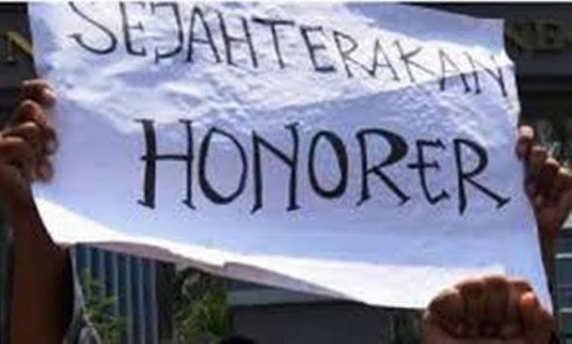 Kabar Gembira !! Perhatikan Kesejahteraan, Bulan Depan Gaji Guru Honorer Akan Naik !
