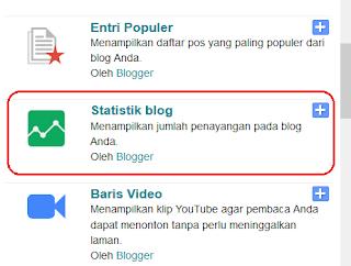 Merubah Tampilan Page View Default Blogger