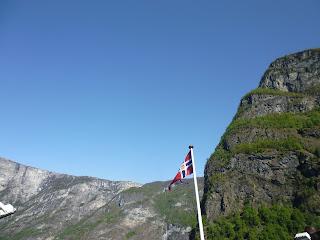 Los fiordos noruegos...símbolo de la belleza de la Noruega tradicional (@mibaulviajero)