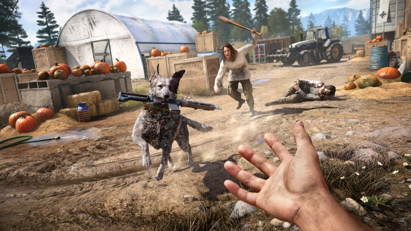 Far Cry 5: PS4 Review
