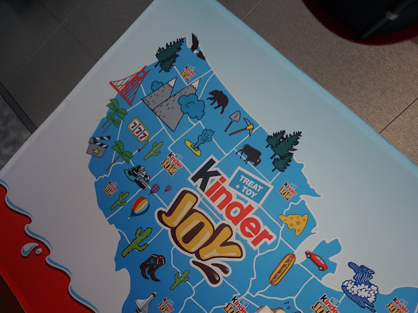 Jump For Joy - Kinder Joy Treats Are Finally In The U.S.