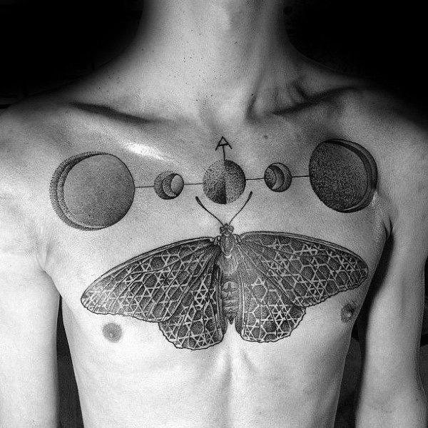 moon phases tattoo designs   Tattoo Designs 2019