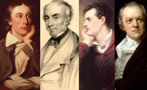 romantic poets in english literature