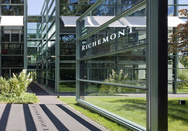 Richemont announces resignation of Head of Watchmaking and Marketing