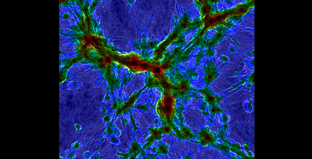 cosmologists create largest simulation of galaxy formation break their own record