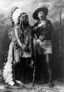 sitting bull and buffalo bill cody