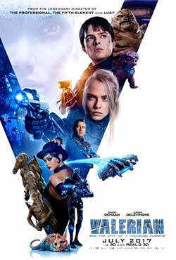 Valerian and the City of a Thousand Planets 2017 Hollywood 300MB Download at movies500.org