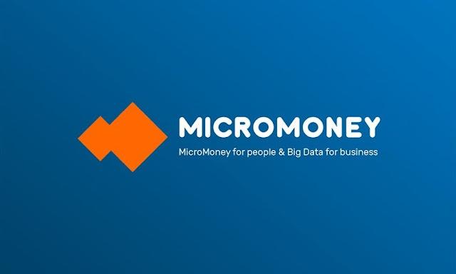 MicroMoney - Layanan Keuangan Desentralisasi Untuk Siapapun