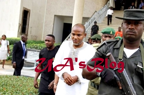Nnamdi Kanu's Case File Disappears At Appeal Court - IPOB Expresses Outrage