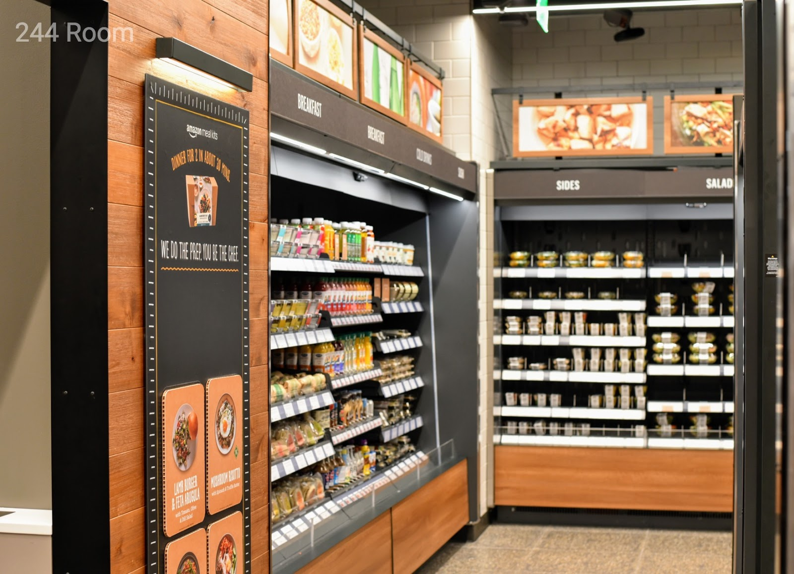 Amazon Go SF4