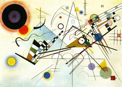 Los pintores rusos lideraron el movimiento de vanguardia. Kandinsky, Chagal, Malievich, Goncharova, Matiushin