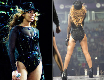 concert Beyonce à Paris The Mrs. Carter World Tour