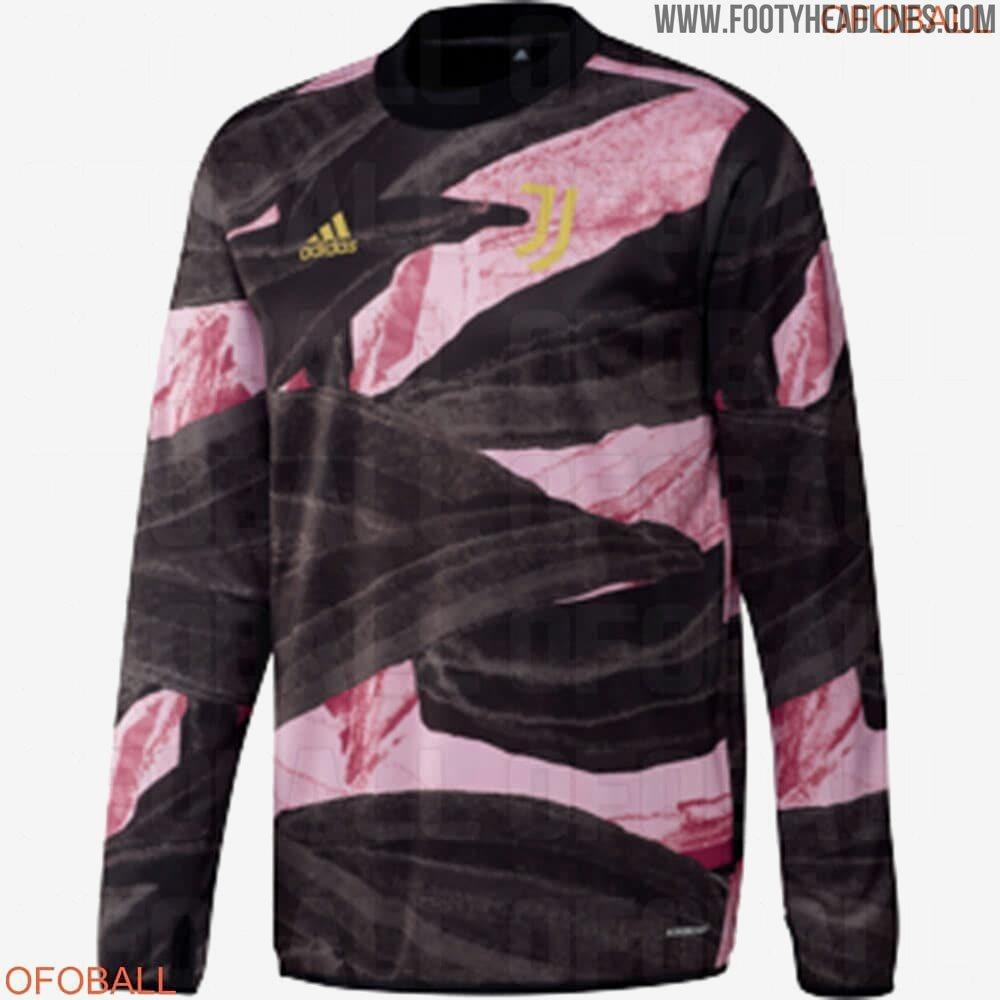 Disgusting? Bold Adidas Juventus 20-21 Pre-Match Top ...
