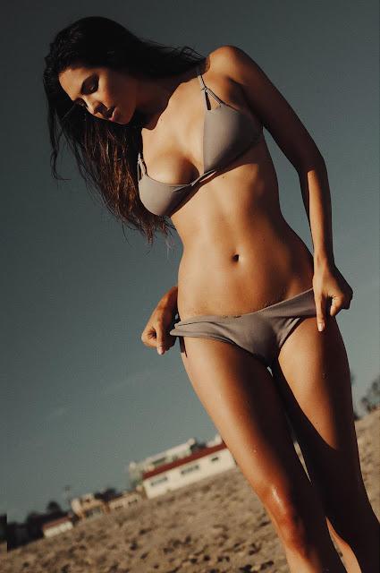 Christen Harper bikini