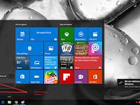 Turtorial mematikan laptop pada windows 10