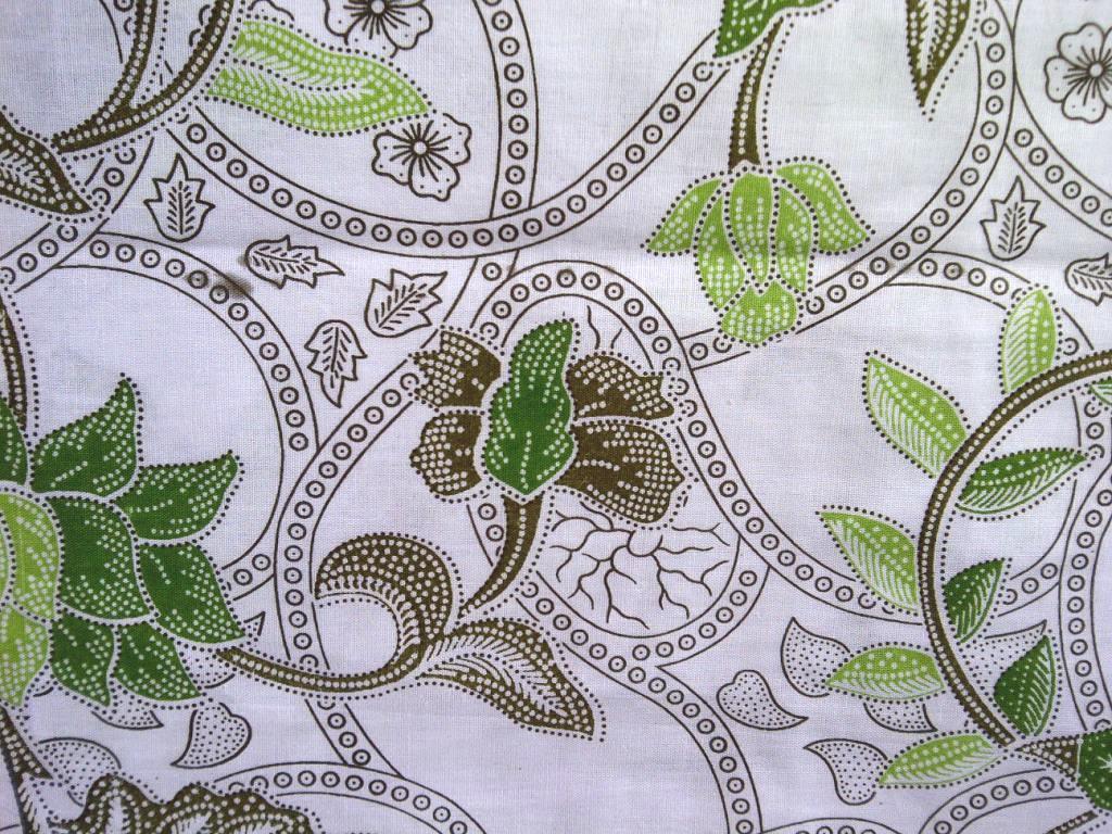 35 Sketsa Gambar Batik Flora Dan Fauna Gambar Batik