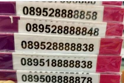 ∝ 0895 Nomor Apa? 0895 Kartu dan Kode Operator Apa?