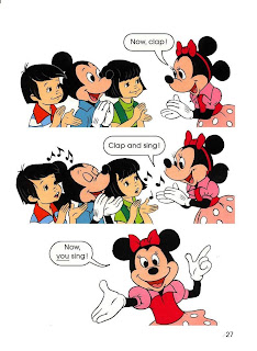 Disney's World of English