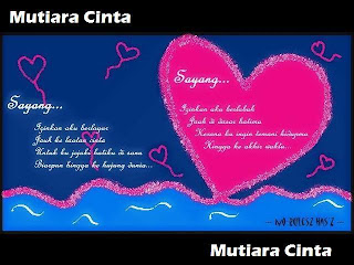 Kata Mutiara Cinta 2017